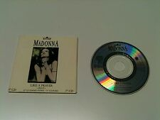 Madonna - LIKE A PRAYER - 3 INCH MINI CD Single © 1989 (3 Versions)