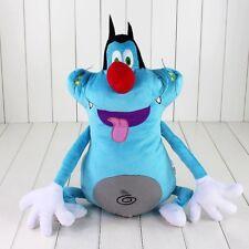 Oggy und die Kakerlaken Stofftier Plüschtier Kuscheltier Film Figur Comic Puppe