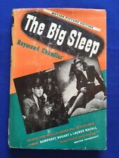 THE BIG SLEEP - FIRST PHOTOPLAY EDITION BY RAYMOND CHANDLER