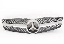 Original Mercedes Benz Sl R230 (Facelift) Delantero Rejilla Del Radiador Mate