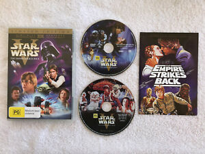 Star Wars - Episode V - The Empire Strikes Back Limited Edition DVD 2-Disc