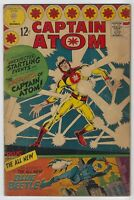 Captain Atom #83 (1966, Charlton) 1st App Blue Beetle, Steve Ditko, G/VG-