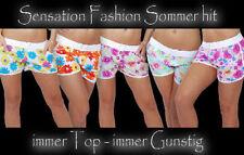 Geblümte Damen-Shorts & -Bermudas in Größe XL