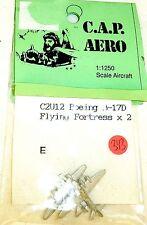 2 x Flugzeug Boeing Flying Fortress CAP Aero für Schiffsmodell 1:1200 SHP343 å √