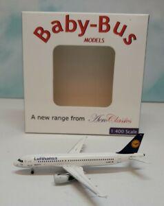 Aeroclassics 1:400 Lufthansa A320 D-AIPY Magdeburg Airbus