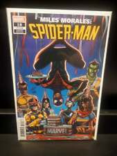 Miles Morales: Spider-Man #18 (LGY #258) - Incentive Birthday Variant Cover