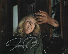 "JAMIE LEE CURTIS ""Halloween"" Autographed 8 x 10 Signed Photo HOLO COA"