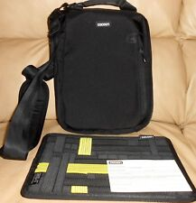 COCOON TABLET IPAD CASE HOLDER/ORGANIZER PADDED STRAP, IN GREAT CONDITION!