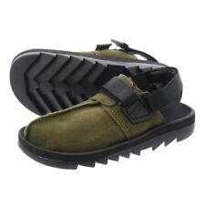 Reebok Japan Beatnik 28cm GREEN/BLACK Brand New Suede Sandal Super comfortable