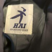 Issey Miyake HAI Men's outer tailored jacket Size M Oversize unisex J2682