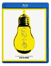 U2 - INNOCENCE+EXPERIENCE LIVE IN PARIS   BLU-RAY NEU