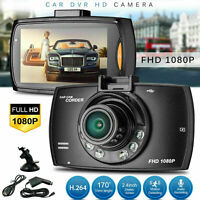 2.4inch Full HD 1080P Dash Cam Car DVR Driving Security Camera Recorder G- New