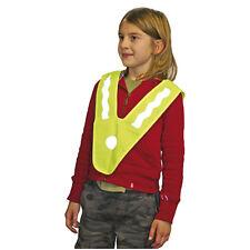 Sicherheitsdreieeck  Sicherheitskragen reflektierend Reflektoren Schule Kinder