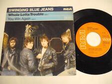 """SWINGING BLUE JEANS  Whole Lotta Trouble 7"""""""
