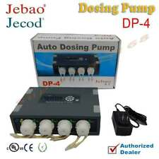 JEBAO/Jecod  DP-4 AUTO DOSING PUMP - SALTWATER AQUARIUM REEF - 4 CHANNEL V2