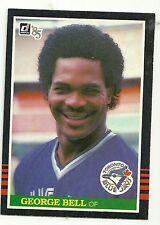 1985 Donruss George Jorge Bell Toronto Blue Jays #146