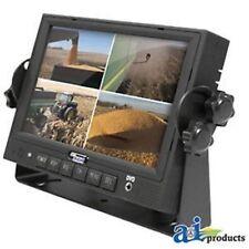 Qm7127r Cabcam 7 Lcd Tft Color Quad Monitor Fits Allis Chalmers All Case Ih All