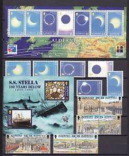 Alderney postfrisch 1999 Jahrgang