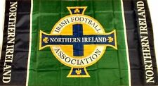Northern Ireland Football Flag NI IFA Flag windsor belfast Norn Iron 5ft x 3ft
