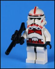 2007 LEGO STAR WARS SHOCK TROOPER MINIFIGURE CLONE TROOPERS BATTLE PACK 7655