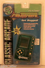 Centipede Handheld LCD Game (Green Case) (MGA, 1997) New in package