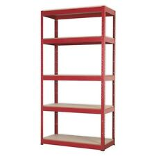 Sealey Racking Unit with 5 Shelves 350kg Capacity Per Level AP6350