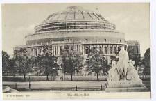 (AH53)  The Albert Hall, London, F.G.O Stuart 862  c1920  - Unused