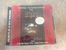 CD TRIPLE 6  HUSTLIN 4 MY PAPER ~ULTRA RARE!! HORRORCORE RAP ICP TWIZTID hustle