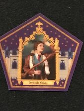 Harry Potter chocolate frog card NEW Jocunda Sykes Rare Limited Edition