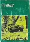 MG MGB Owner´s Handbook  1976 Driver´s Manual Betriebsanleitung  BA