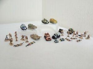 Micro machines bundle ~ Military Vehicles & Figures