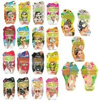 7th Heaven Face Mask Hair Feet Masque Skin Care