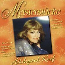 Hildegard Knef - Meisterstücke...(live) / CD / NEU+OVP-SEALED!