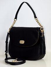 MICHAEL KORS Damen Tasche LG TSSL SHLDR Leder BEDFORD black 35T6GBFL3L