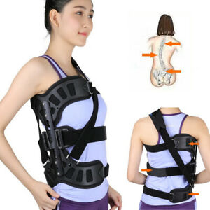 Adjustable Scoliosis Posture Corrector Spinal Auxiliary Orthosis for Back Postop