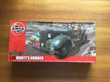 Airfix 1/32 Scale, Monty's Humber (New)