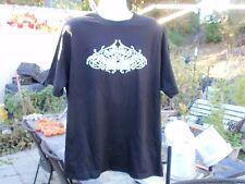 thors hammer w/ dragons med. t shirt asatru viking heathen norse pagan