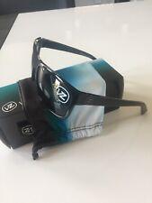 Von Zipper Speedtuck Sunglasses Gloss Black With Gray Lenses