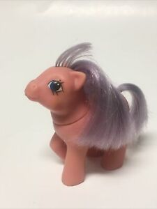 Vintage Nirvana My Little Pony G1 Baby NORTH STAR Mexican.