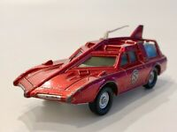 DINKY 103 SPECTRUM PATROL CAR GERRY ANDERSON CAPTAIN SCARLET