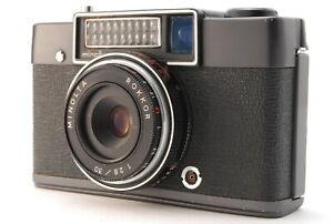 """""""NEAR MINT""""  MINOLTA REPO HALF FRAME Film Camera w/ 30mm f2.8 From Japan"""