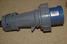 MENNEKES / HUBBELL 460P9W ME460P9W 60A 4W 250VAC  WATERTIGHT PLUG (#5)