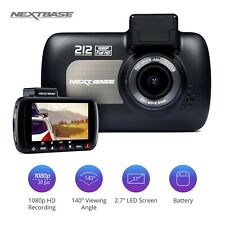 "Nextbase 212 Professional Car Dash Dashboard Video Camera 2.7"" 1080P HD DVR Cam"