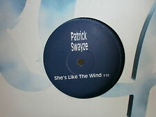 PATRICK SWAYZE Sh's like the wind PROMO 74321116281 BO FILM Dirty dancing
