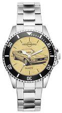 Geschenk für Ford Mustang Serie 2 Oldtimer Fahrer Fans Kiesenberg Uhr 6446