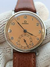 VINTAGE OMEGA MANUAL CAL.30 MENS SWISS MADE JUST SERVICED