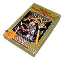 POOL OF RADIANCE für Commodore C64 als Diskettenversion von SSI