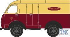 AK016 Oxford Diecast Austin 3-Way Van British Railways 1/43 Scale