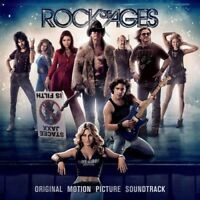 ROCK OF AGES Original Soundtrack CD BRAND NEW