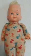 Vintage Mattel Drowsy Doll 1964 RARE Kitty Cat Pajamas Imperfect Does Not Talk